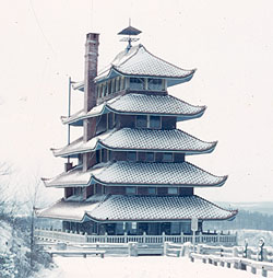 Image of the pagoda